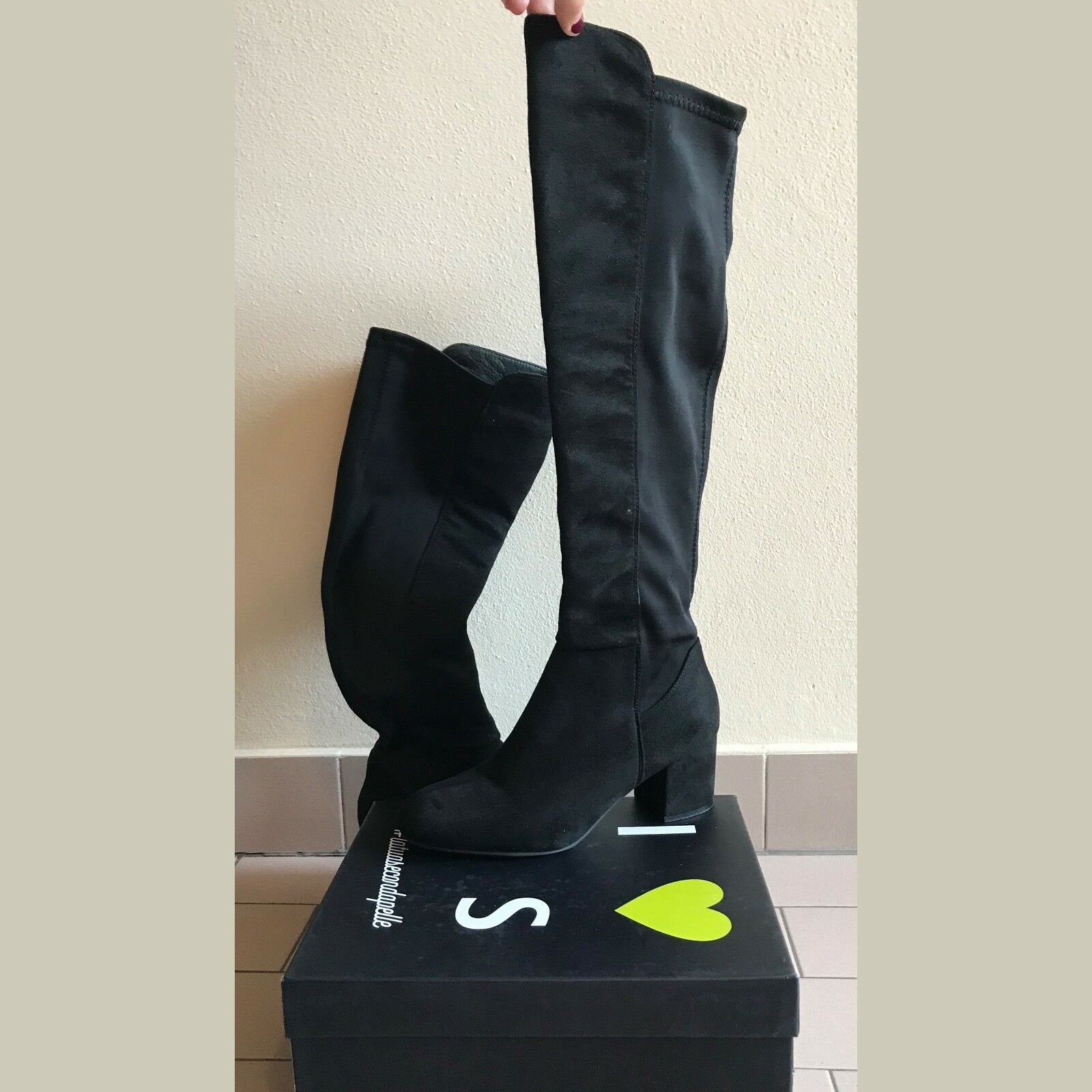 Stivali al ginocchio Ritmo Shoes N.39 Stivali Al Ginocchio