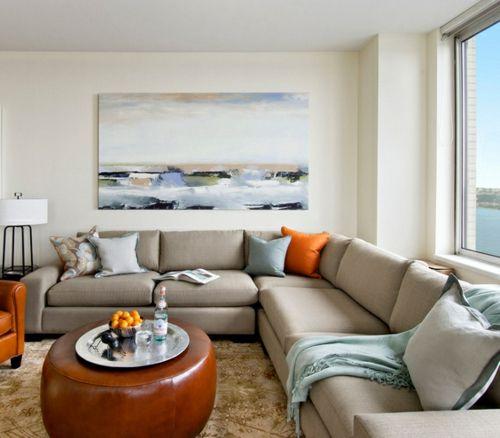 Wohnzimmer gestalten - 33 opulente Einrichtungsideen Inspiration - moderne wohnzimmer beleuchtung