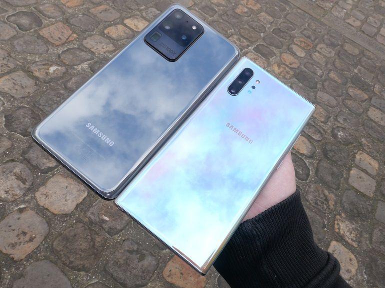 Test Samsung Galaxy S20 Ultra : notre avis - CNET France