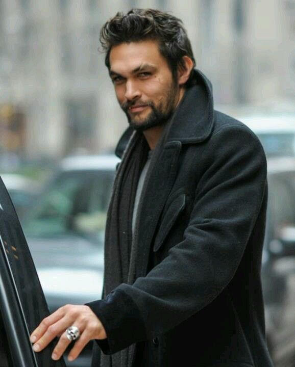Jason Momoa- Never Thought I'd Like Him With Short Hair