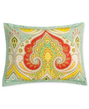 Echo Jaipur 9 X 18 Decorative Pillow Red Jaipur Bedding