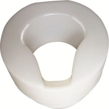 Elevated Toilet Seat Vissco 2 Inches Www Seniorshelf Com
