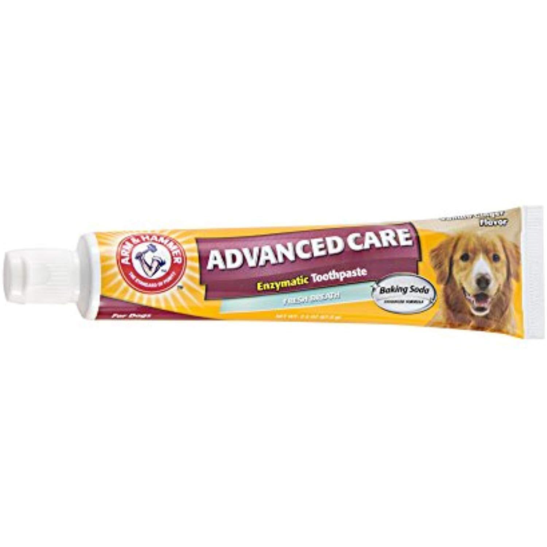 Arm and hammer dog dental care fresh breath enzymatic