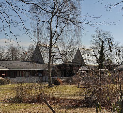 hans chr. hansen, architect: ringbo nursing home, bagsværd, copenhagen 1961-1963 | Flickr - Photo Sharing!