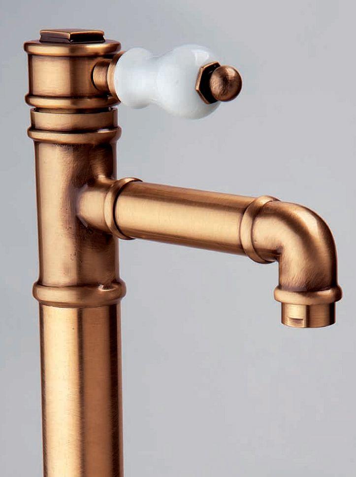 Pin de tu cocina y ba o en grifos color faucet bath y for Grifos originales