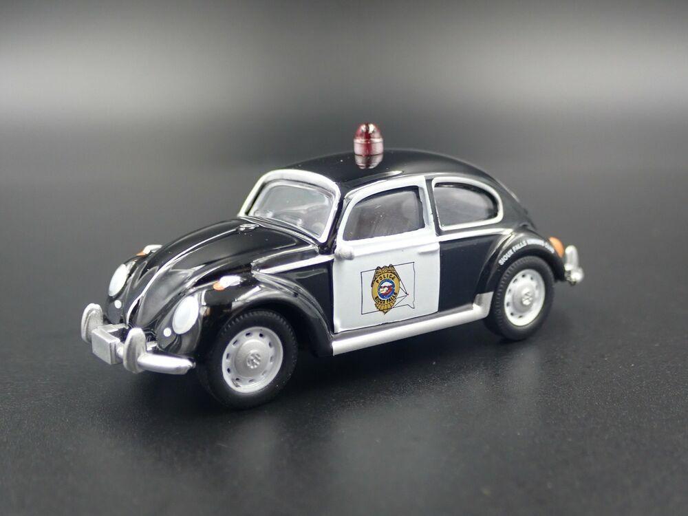 VW VOLKSWAGEN BEETLE BUG SIOUX FALLS SOUTH DAKOTA POLICE 1