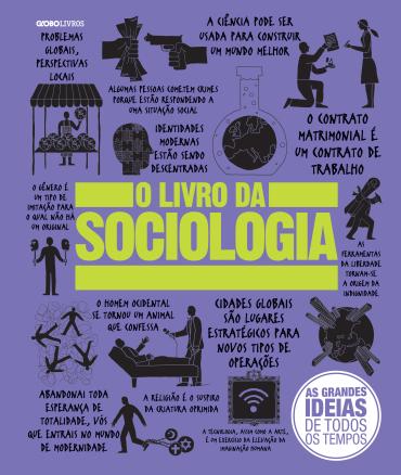 O livro da sociologia as grandes ideias de todos os tempos o livro da sociologia as grandes ideias de todos os tempos fandeluxe Images