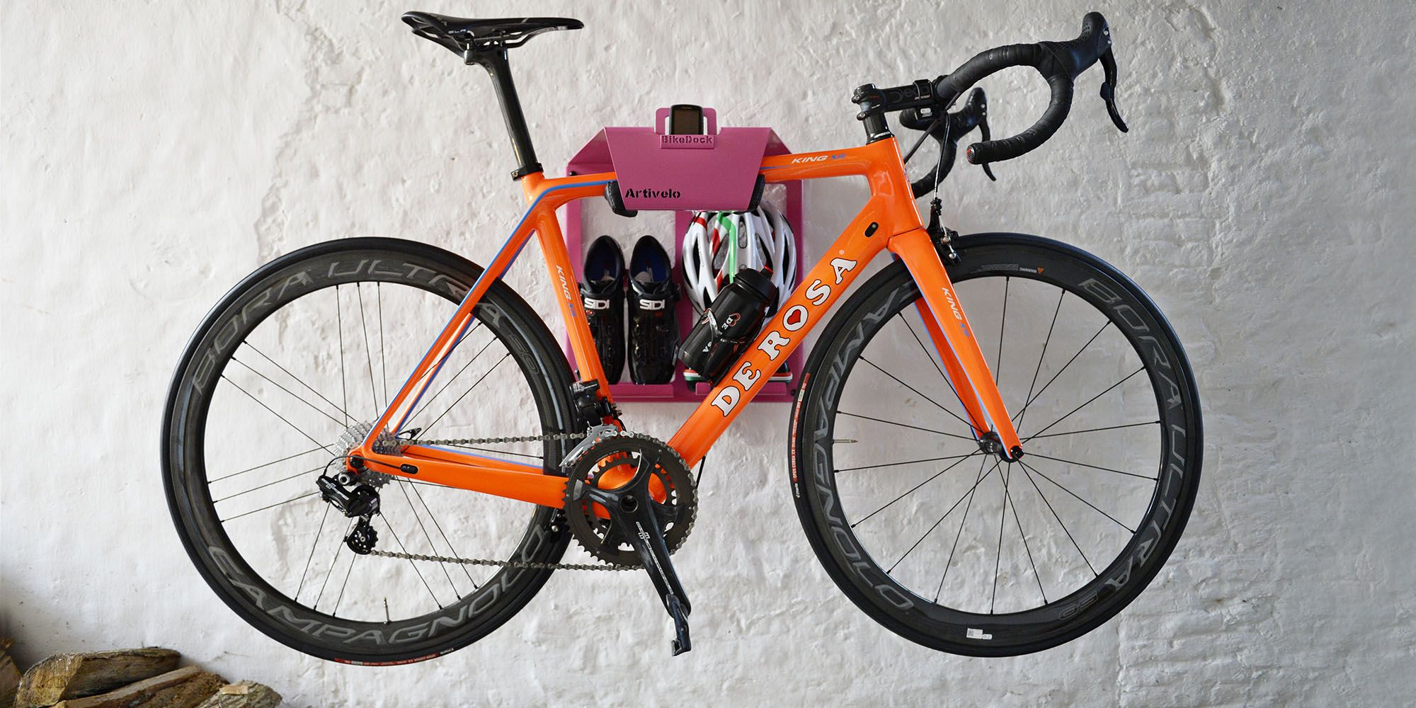 How To Hang Bike On Wall artivelo bikedock rosa looking bike wall mount bike rack bike