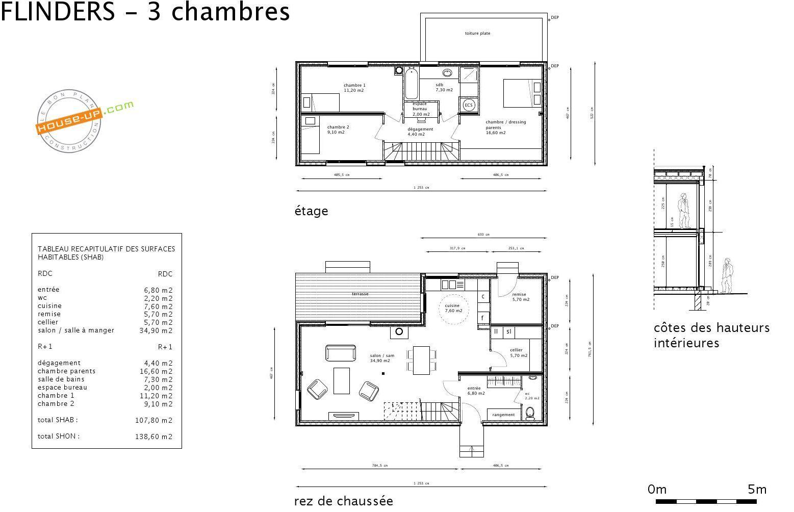 Constructeur maison conteneur maritime en france 138m2 house container pinterest maisons - Maison conteneur en france ...