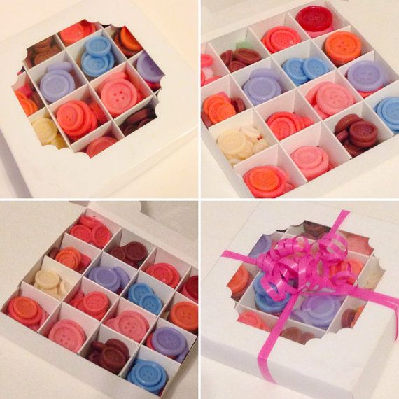 Flowers and Stars Natural and Designer scents Highly Scented Wax Melts