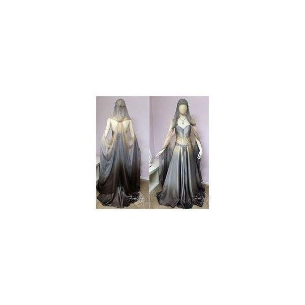 Princess Zelda Wedding Dress By Firefly-Path Liked On