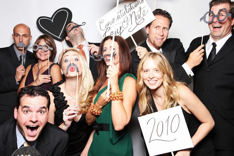 While The Guest Wait For Bridal Party Props Photo Booth Wedding Photos Using And Fun