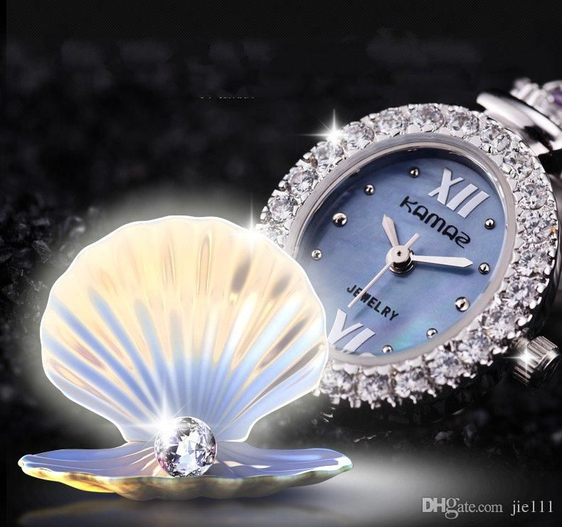New Fashion Luxury Oval Diamante Watches From Jie111, $70.94 | Dhgate.Com