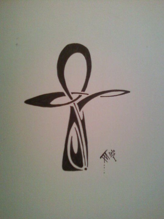 Ankh As A Tattoo Would Be Awesome Wiccan Pagan Tattoo Ideas
