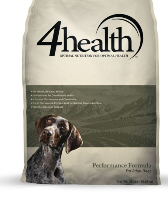 4health Performance Formula For Adult Dogs 35 Lb Tractor