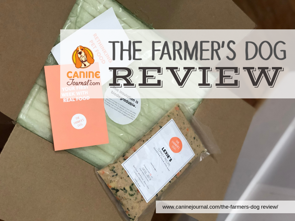 The Farmer's Dog Review Farm To Bowl Dog Food