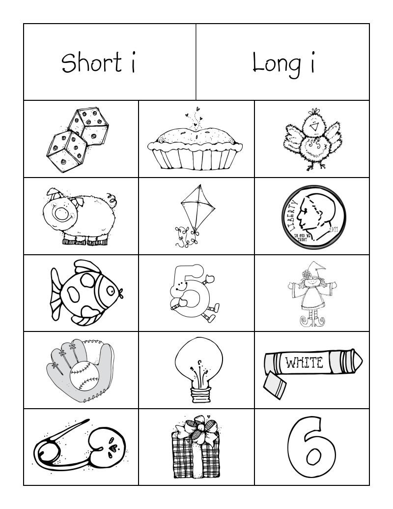 Long Short Vowels Sort Pdf Google Drive Vowel Activities Teaching Reading Kindergarten Literacy