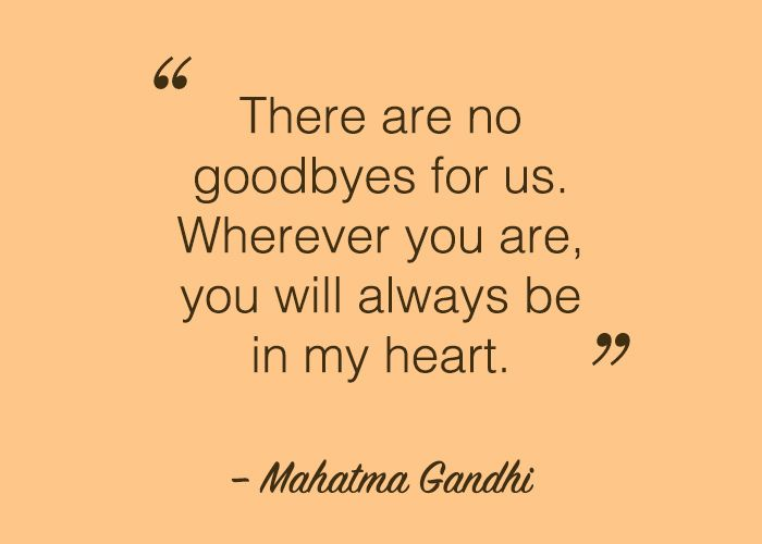 Famous Goodbye Quotes to Help You Say Farewell Farewell