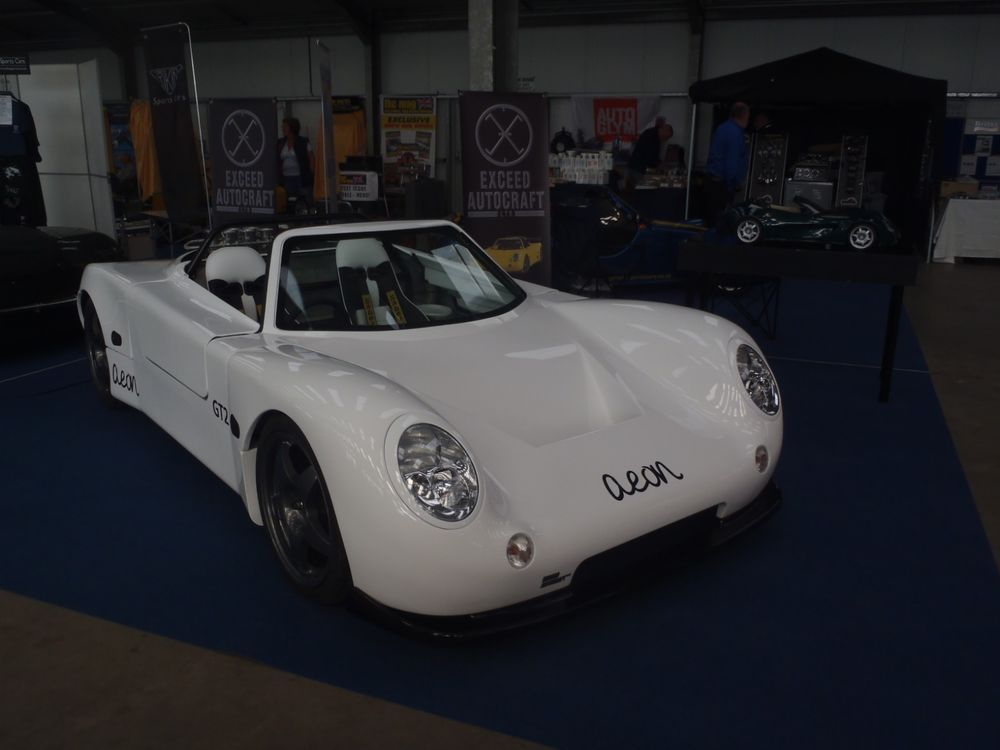 Ad Aeon GT2, GT3 kit car unfinished project. Kit cars