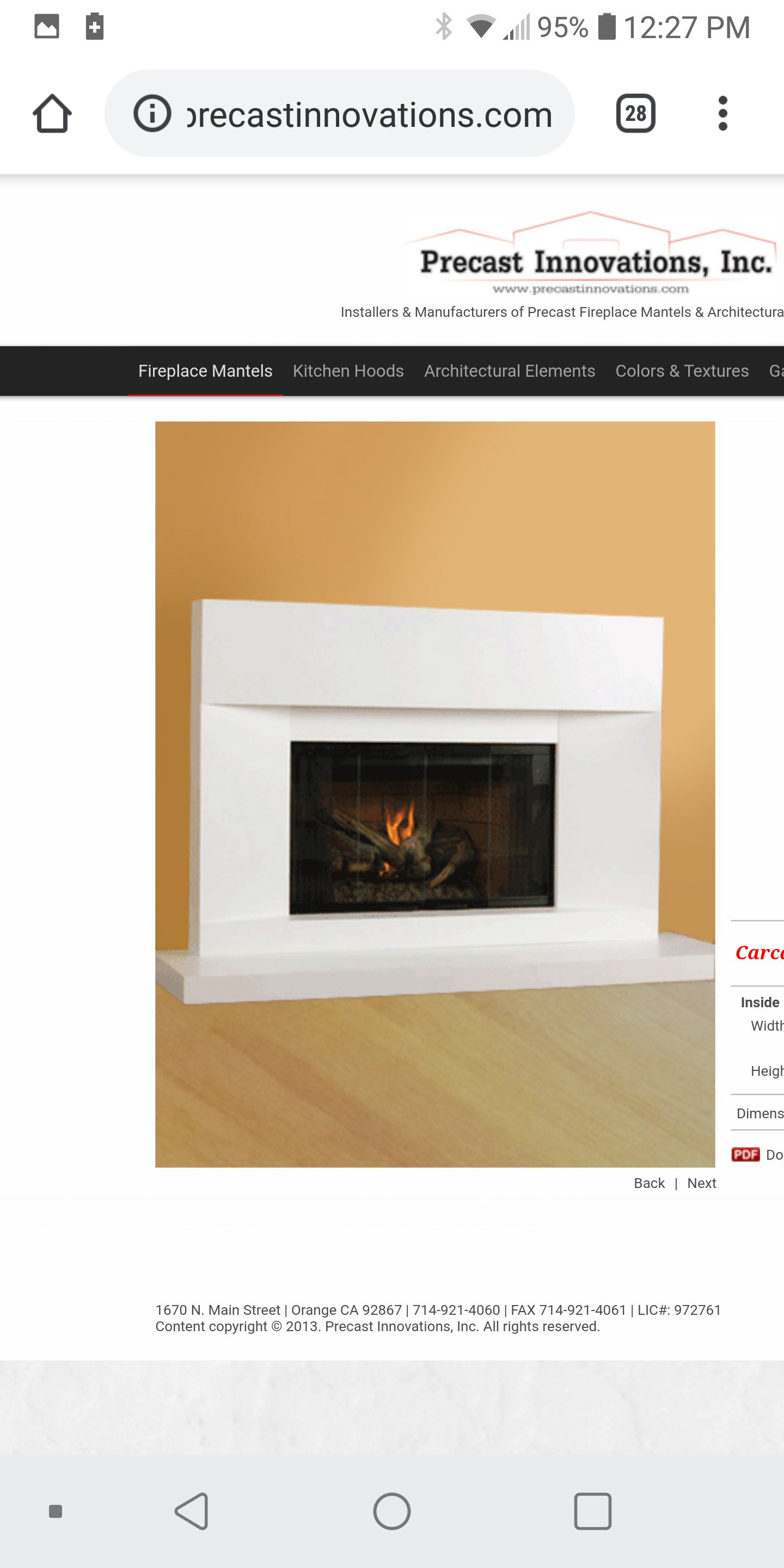 Fireplace Ideas Image By Suz Esqueda Architectural Elements