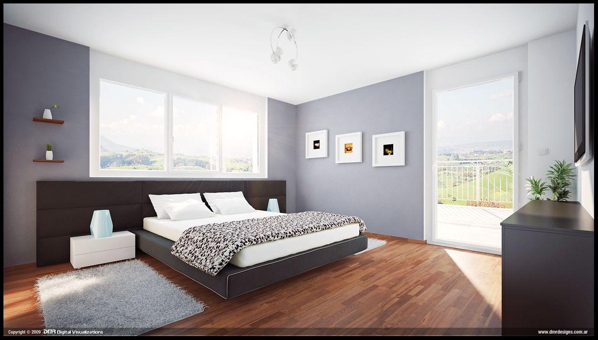 Double House   Bedroom By Diegoreales.deviantart.com On @deviantART
