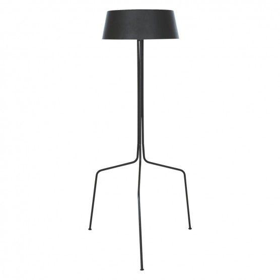 Clyro Black Metal Floor Lamp Black Metal Floor Lamp Metal Floor Lamps Contemporary Lighting
