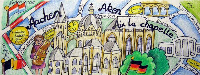 My Hometown Aachen in Germany