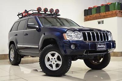 Ebay 2005 Jeep Grand Cherokee Limited Jeep Grand Cherokee Limited