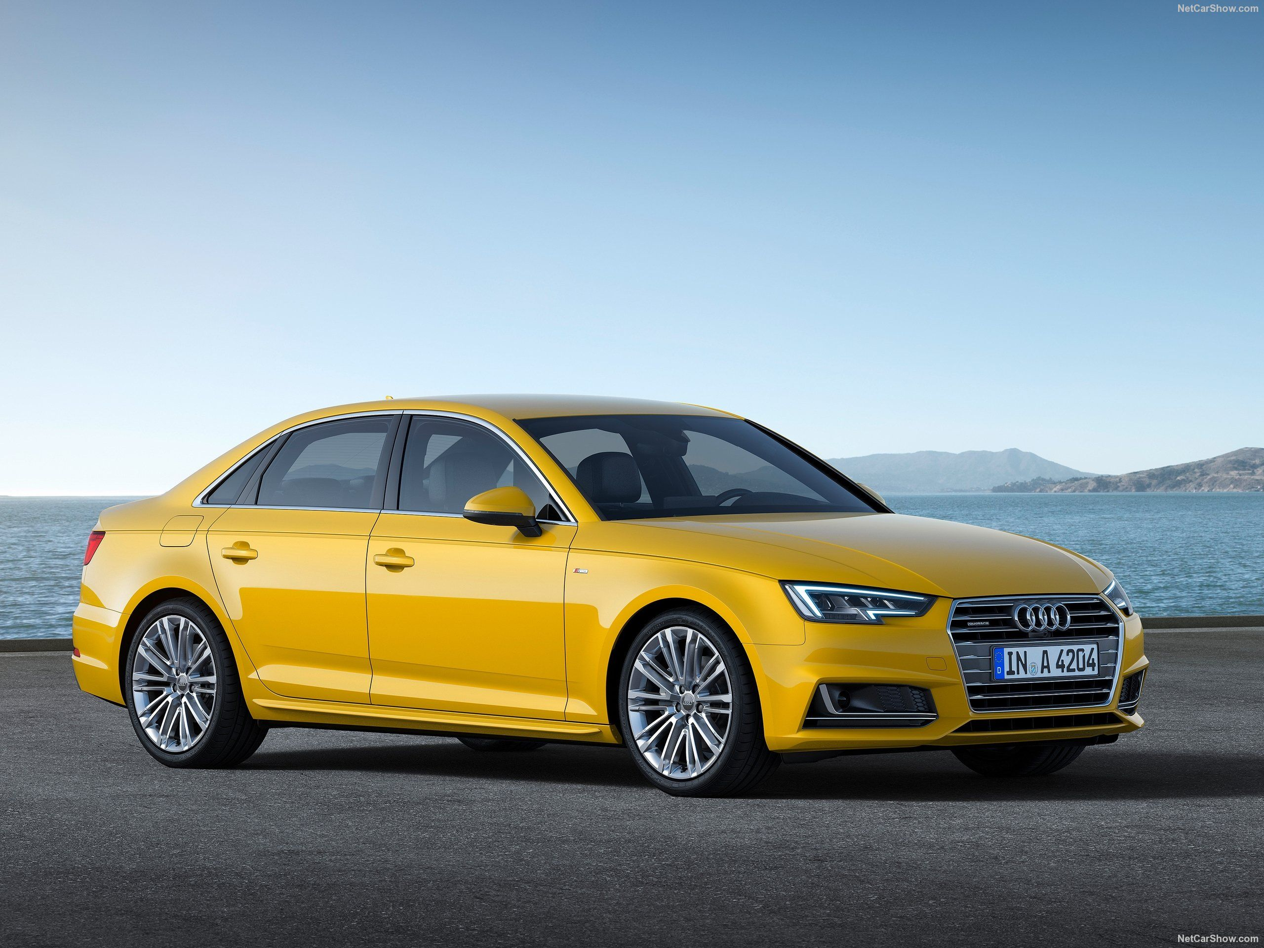 2017 Audi A4 Love The Solar Yellow Color Best Used As A Daily Commuter Audi A4 Audi Mercedes Amg Gt S