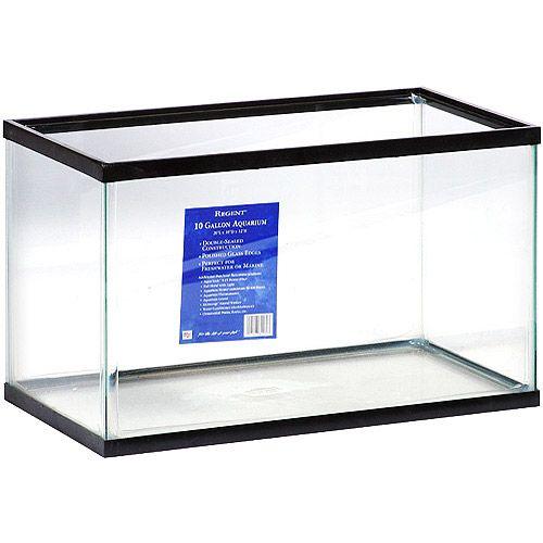 Basic Aquarium Empty 10 Gallon Aquarium Glass Aquarium 10 Gallon Fish Tank