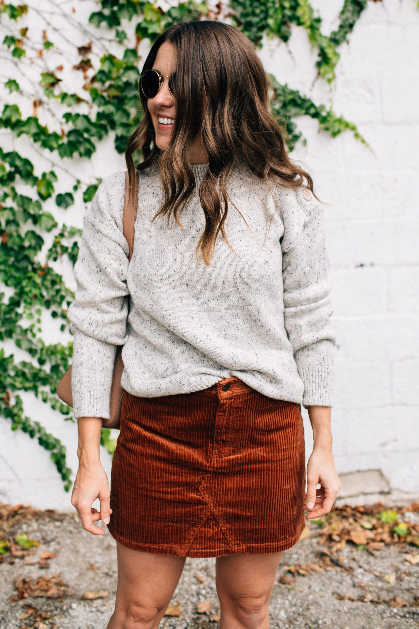 A Fall Outfit I Copied From Pinterest