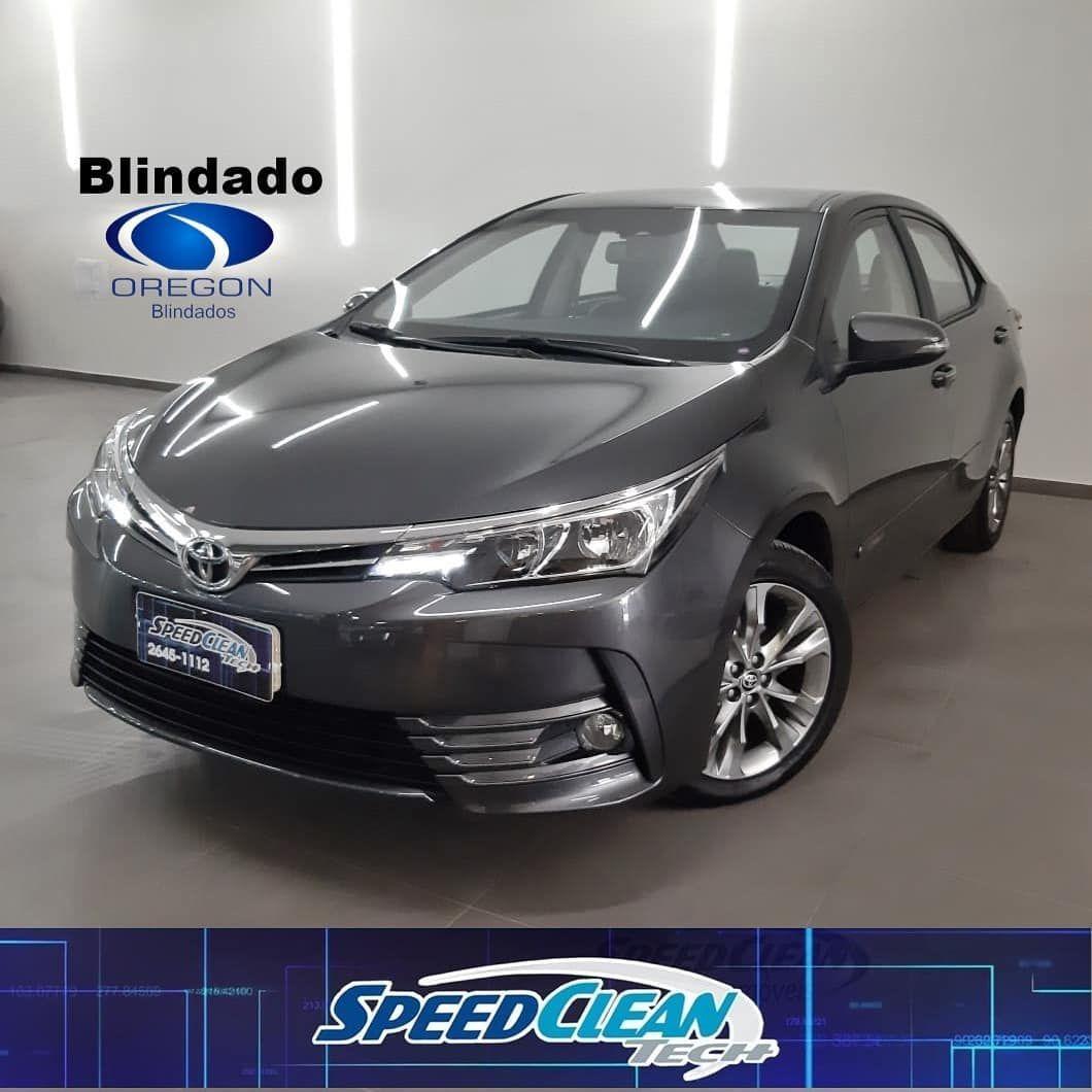 Toyota Corolla XEI 2.0 2018/2019 AUTOMÁTICO 6.500 KM