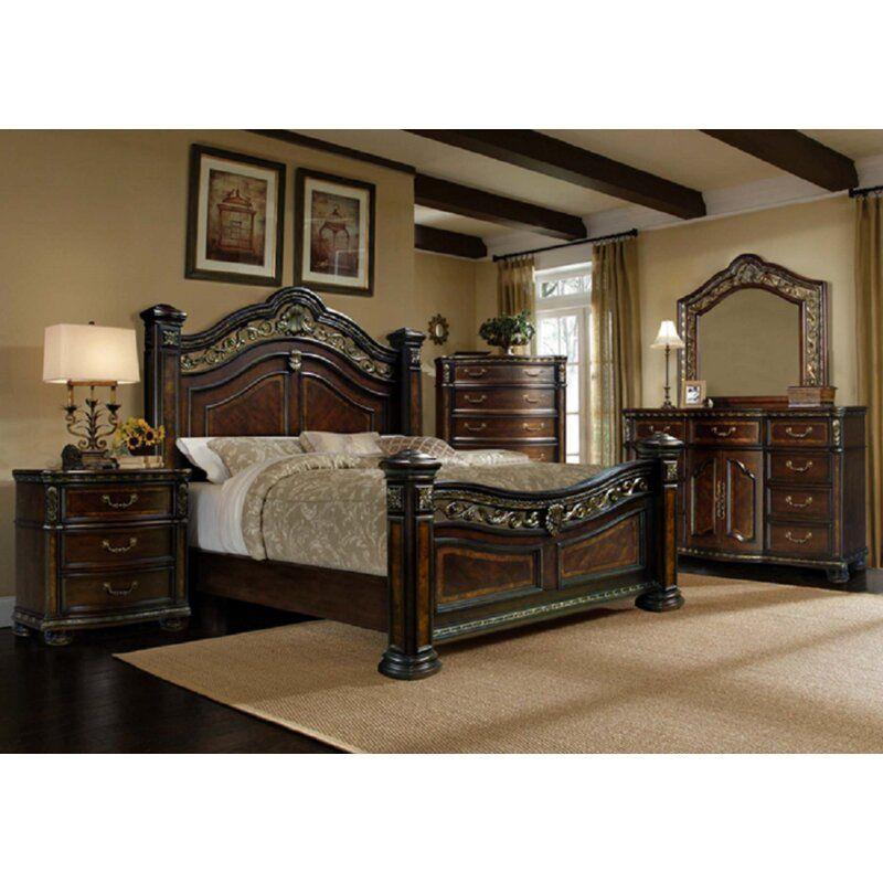 Henegar 5 Drawer Chest In 2020 Tuscan Bedroom Bedroom Furniture