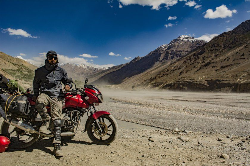 Solo Bike Expedition To Spiti Valley An Ideal Itinerary Spiti Valley