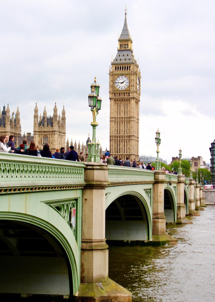 3-Day London Itinerary in PDF: The Best Things To See and