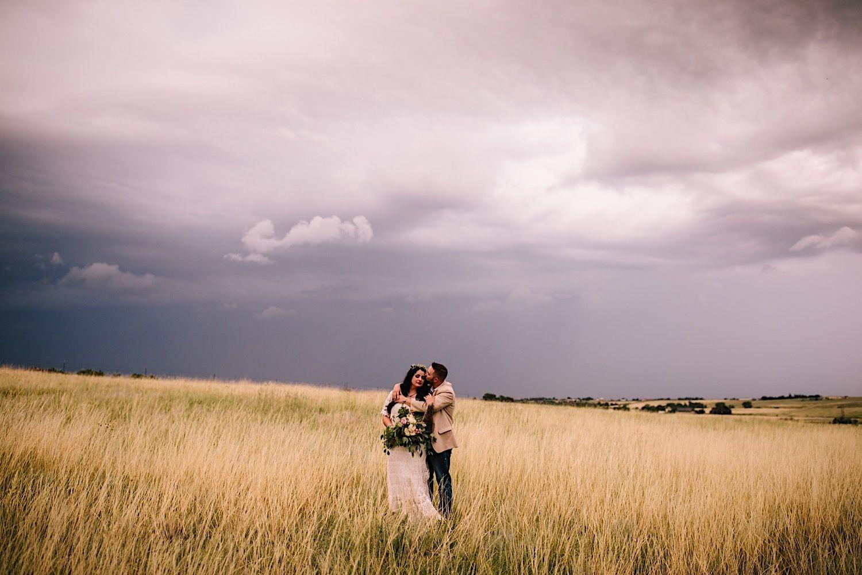 Wedding at Tex Ranch in Peyton Colorado | Colorado ranch ...