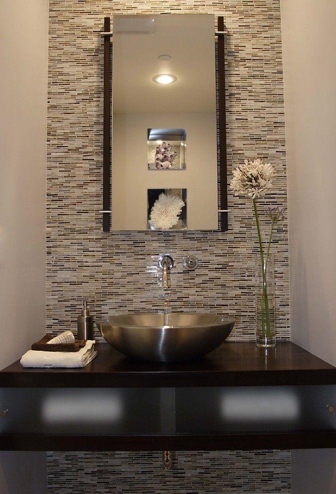 Insignia Bathroom Vanities With Brown Tile