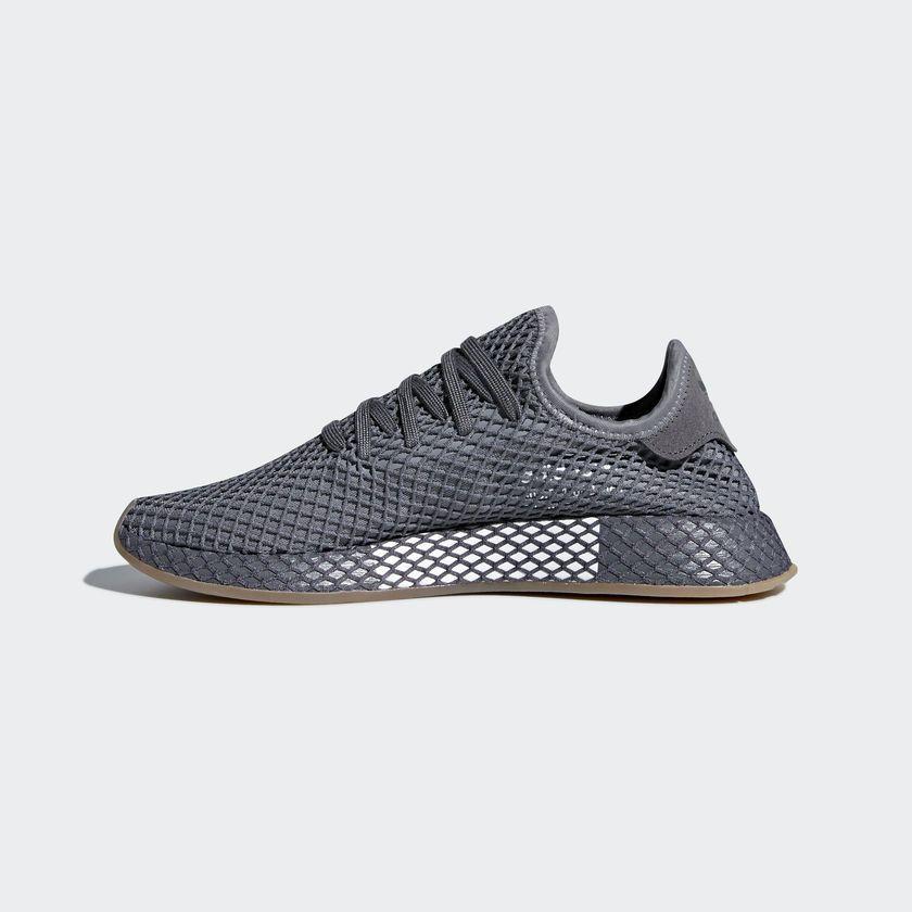 adidas Deerupt Runner Shoes - Grey | adidas US | Sneakers ...