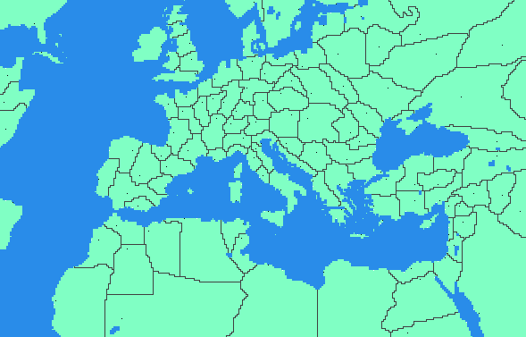 taw\'s blog: Blank political maps for Rome and Medieval 2 ...
