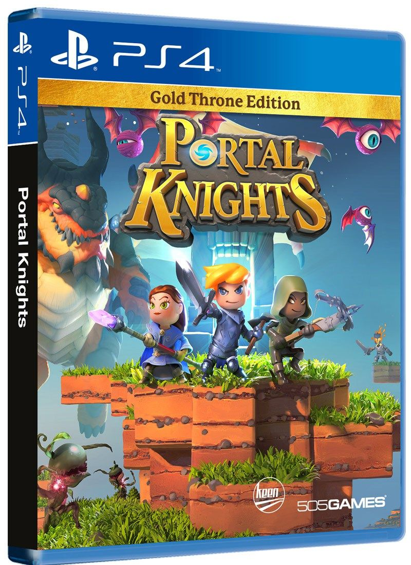 Portal Knights' Review (PS4 | Games I Play, News and