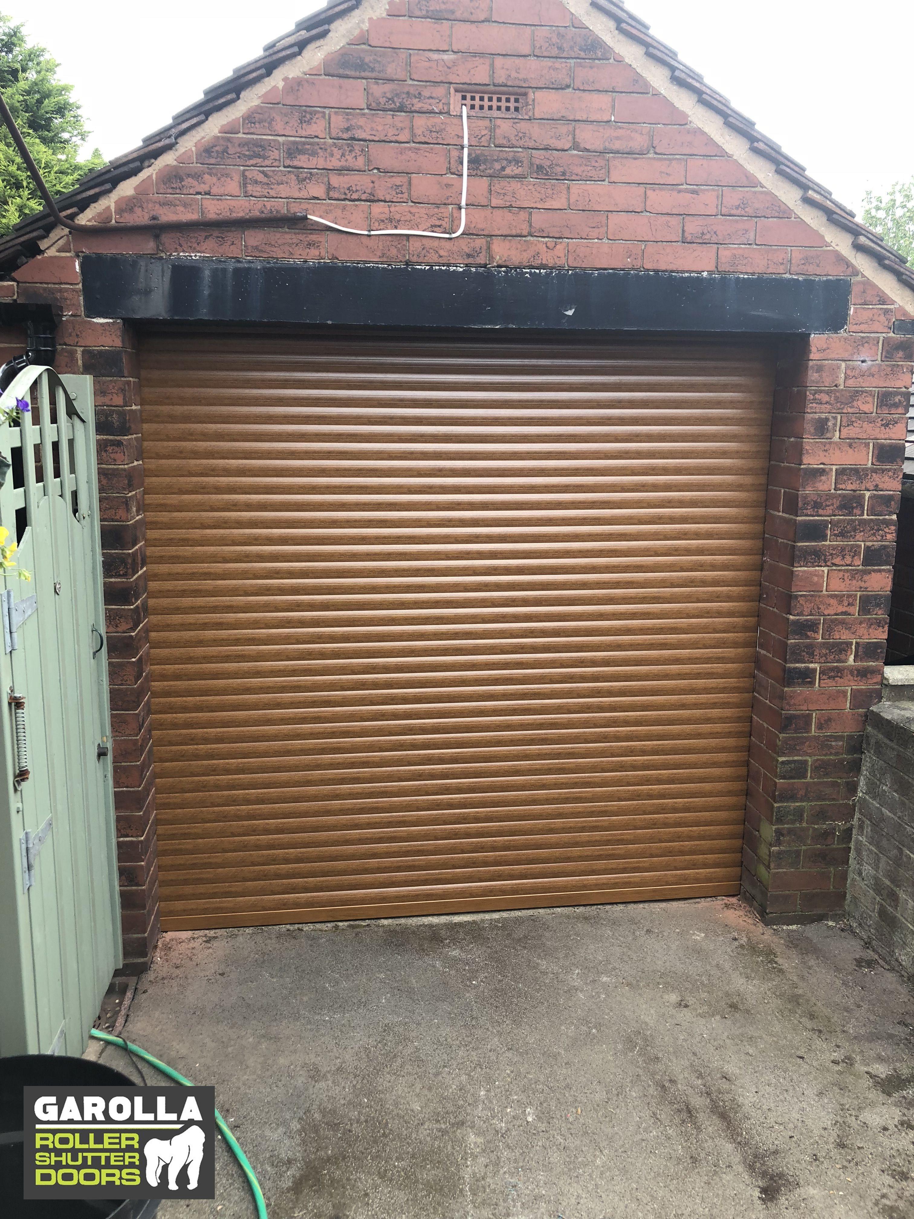 Roller Shutter Garage Doors (With images) Garage door