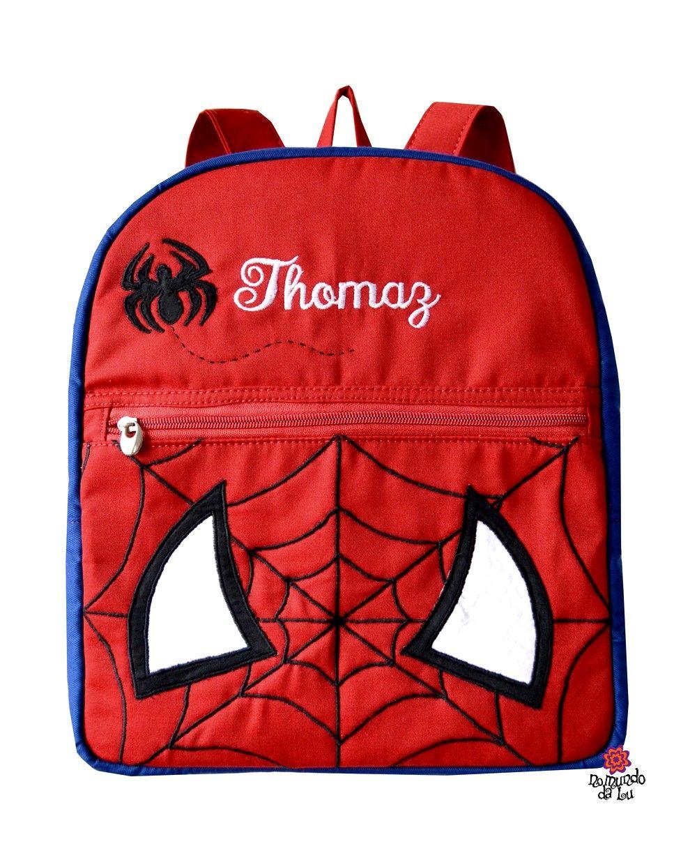 5862467cf Mochila Homem Aranha | Para os Pequenos | Bags, Backpacks e Fashion