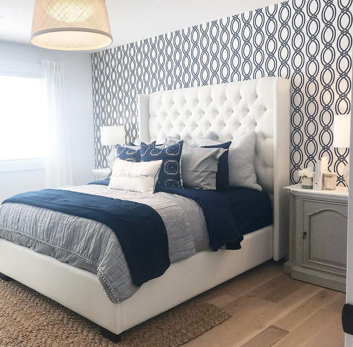 Master Bedroom by Laura Kingsley Witt Master bedroom