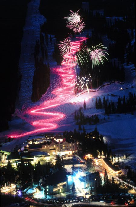 New Year's Taos, New Mexico
