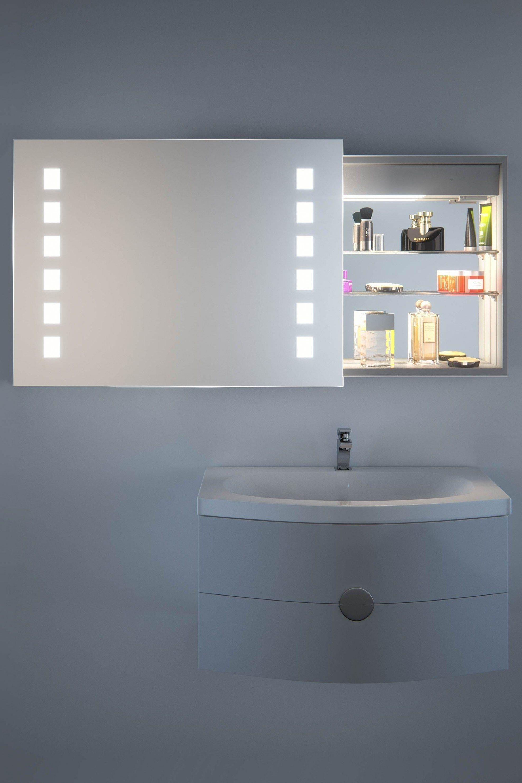 Pin By Amr Nafea On Mirror Medicine Cabinet Mirror Bathroom Decor Diy Bathroom Decor