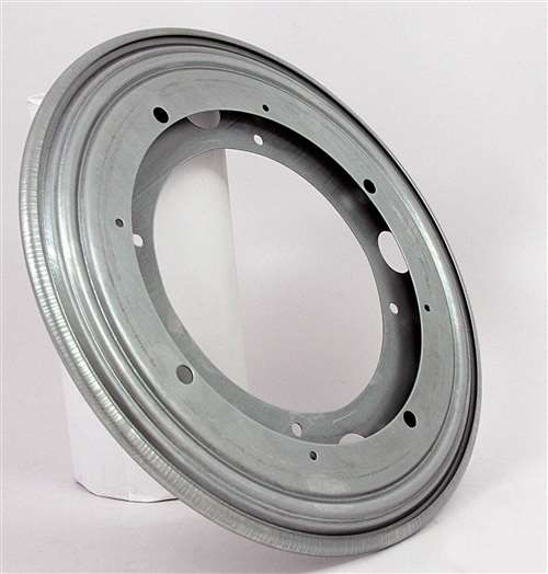 """Two 9/"""" Inch Lazy Susan Round Turntable Bearings 5//16 Thick /& 750 LB Capacity"""