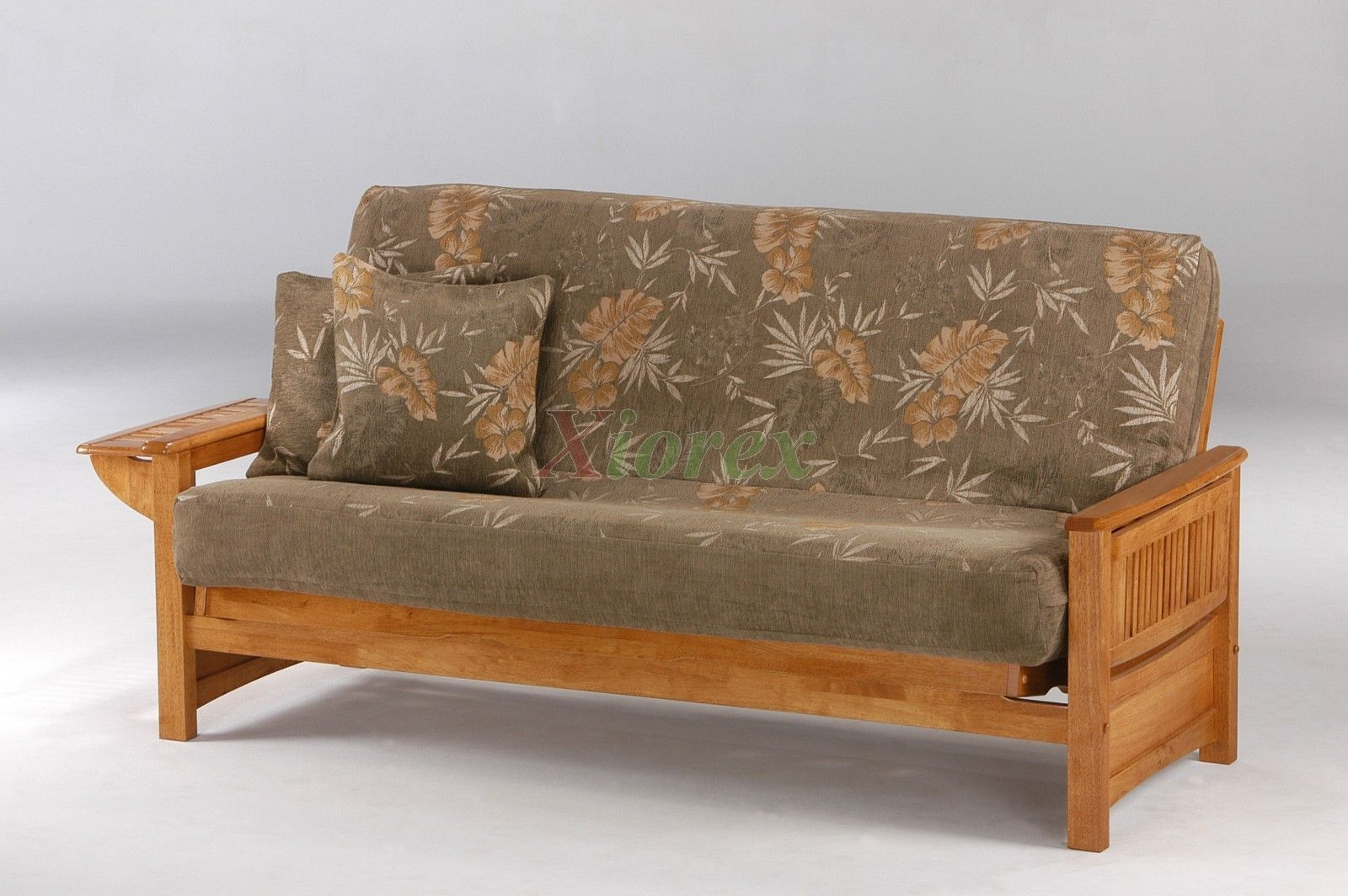 Best Futons Night And Day Sunrise Futon Medium Oak Xiorex 400 x 300