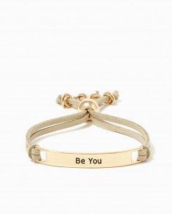 Seize The Moment Slip & Pull Bracelet | Charming Charlie