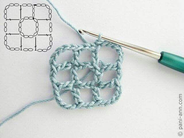 Puntadas 10 | Crochet | Pinterest | Puntadas
