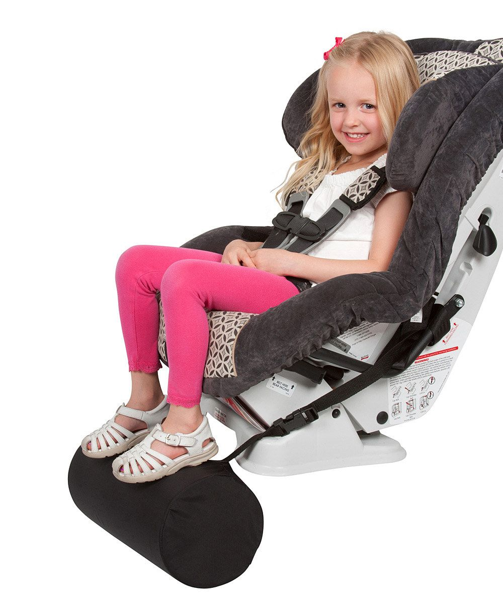 Little Bean Creations Tan Car Seat Footrest